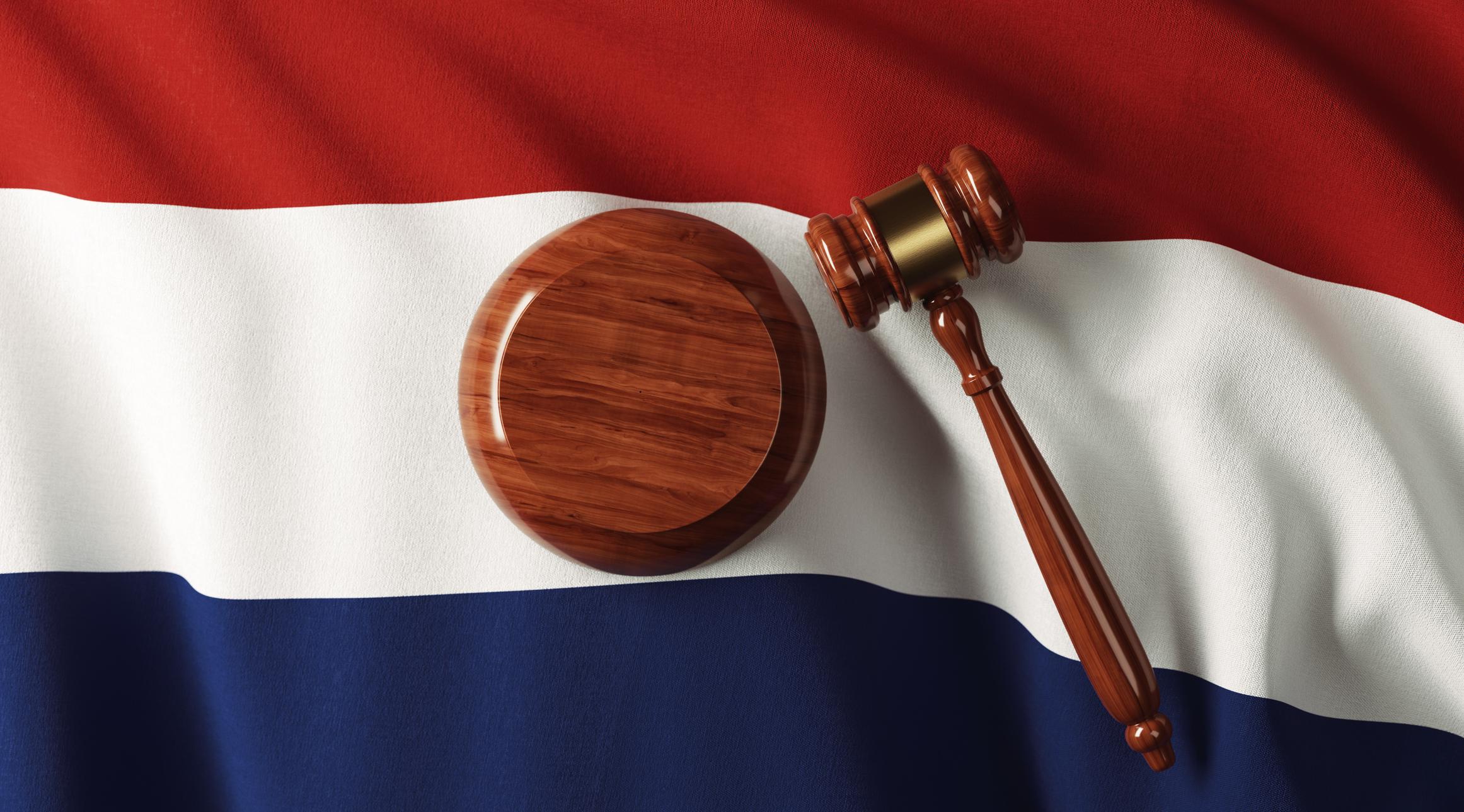 De beste plaatsen om rechten te studeren in Nederland